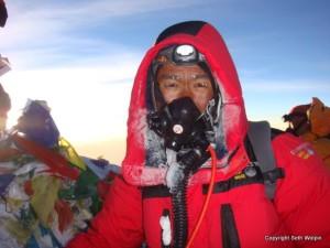Damai's sixth summit